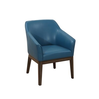 5West Dorian Armchair Upholstery: Turquoise