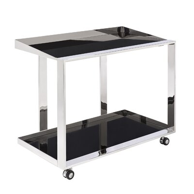 Ikon Maddox Bar Trolley