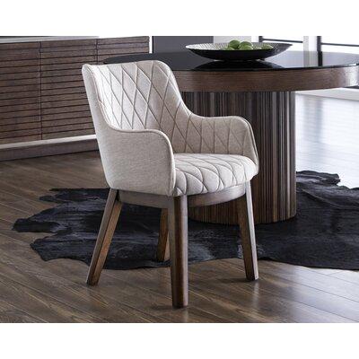 Avery Armchair Upholstery: Beige Linen
