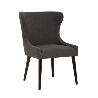 Francine Side Chair Upholstery: Boardwalk Gray