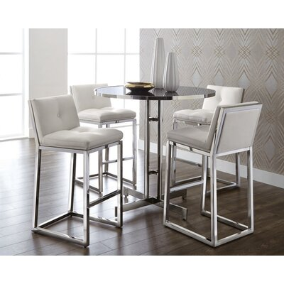 Alba Counter Height Pub Table Set