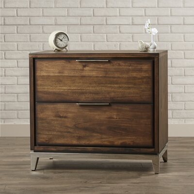 Miriam 2 Drawer Nightstand