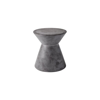MIXT Astley End Table Finish: Anthracite Grey