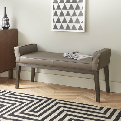 Sunpan Modern 5West Harrod Wood Bench 100388