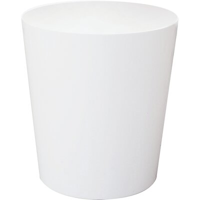 Ikon Montague End Table Color: White