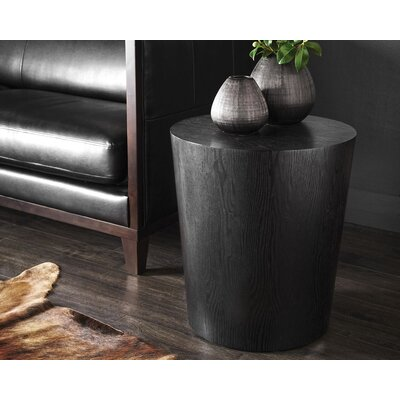 Ikon Montague End Table Color: Brown
