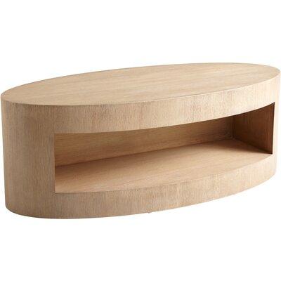 Ikon Beacon Coffee Table Finish: Driftwood