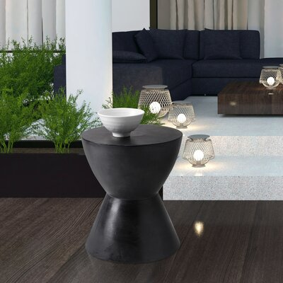 Mixt Astley End Table Finish: Black