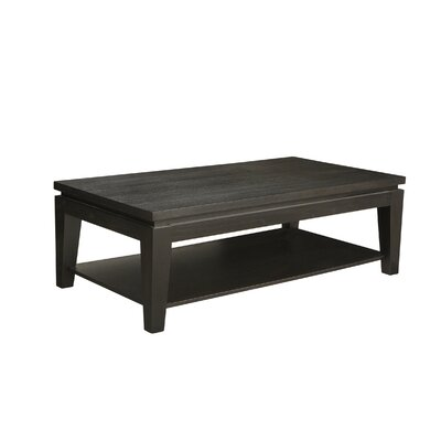 Ikon Asia Coffee Table with Shelf