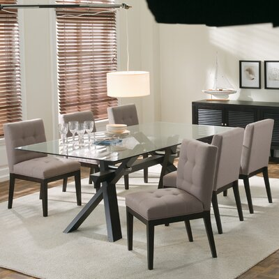 Broderick 7 Piece Dining Set