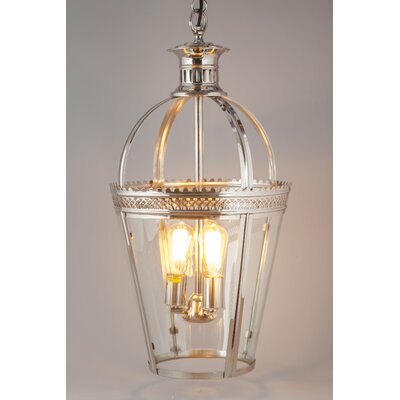 Chesterfield 3-Light Foyer Pendant