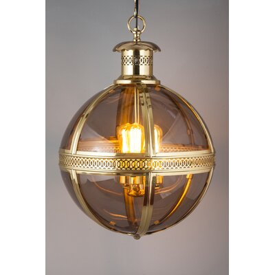 Whitehouse 3-Light Foyer Pendant