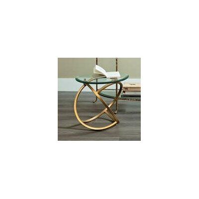 Hoops End Table