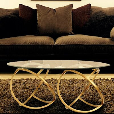 Hoops Modern Coffee Table