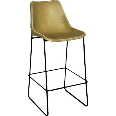 31 Bar Stool Color: Olive