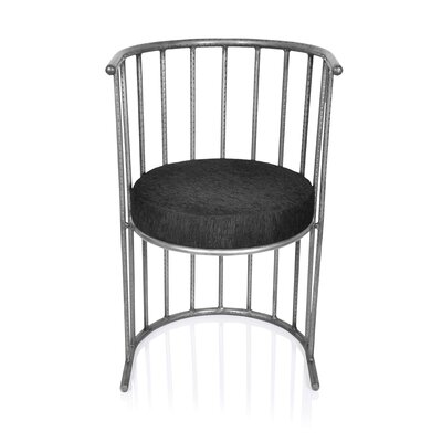 Barrel Chair Finish: Zinc Antique