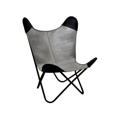 Astoria Lounge Chair Color: Grey