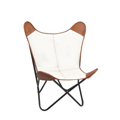Astoria Lounge Chair Color: White