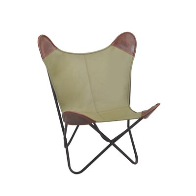 Astoria Lounge Chair Upholstery: Olive
