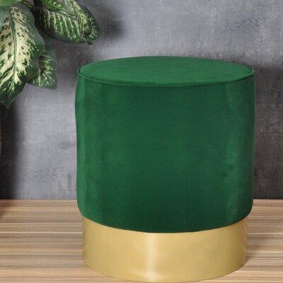 Natosha Ottoman Upholstery: Emerled