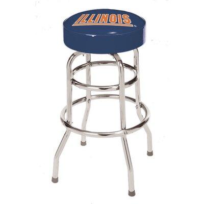 NCAA 24 Bar Stool NCAA Team: Illinois