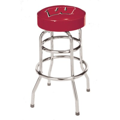 NCAA 24 Bar Stool NCAA Team: Wisconsin