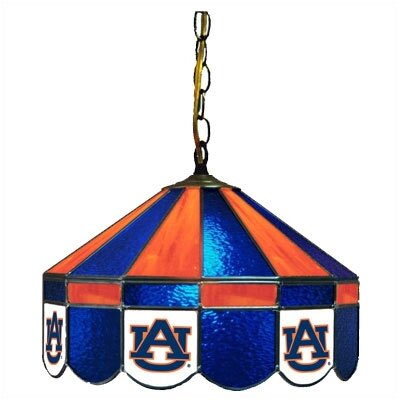 NCAA Wide Swag Hanging Lamp NCAA Team: Auburn