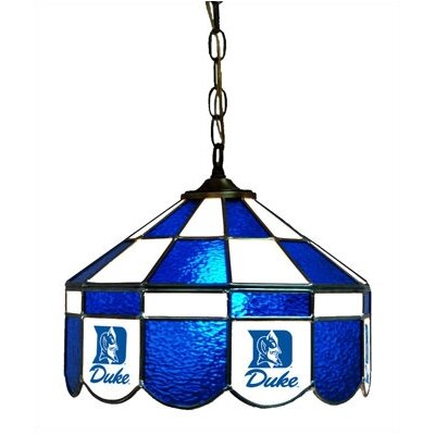 NCAA 14 Wide Swag Hanging Lamp Style: Normal, NCAA Team: Duke