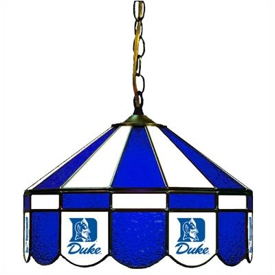 NCAA Wide Swag Hanging Lamp NCAA Team: Duke