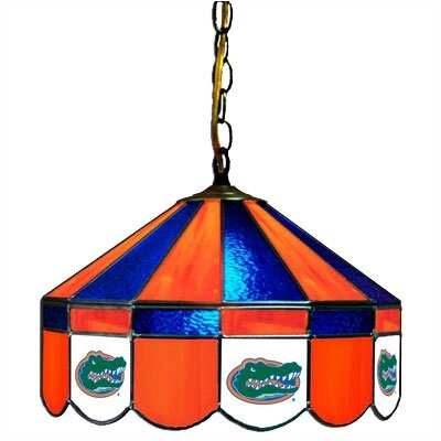 NCAA Wide Swag Hanging Lamp NCAA Team: Florida Gators - Gator Head Logo