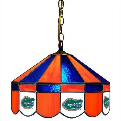 NCAA Wide Swag Hanging Lamp NCAA Team: Florida Gators - Gator Head Logo