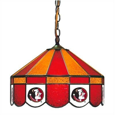 NCAA Wide Swag Hanging Lamp NCAA Team: Florida State