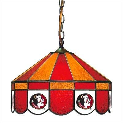 NCAA Wide Swag Hanging Lamp NCAA Team: Florida State