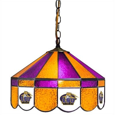 NCAA Wide Swag Hanging Lamp NCAA Team: LSU