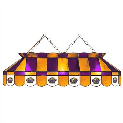 NCAA Pool Table Lamp NCAA Team: LSU