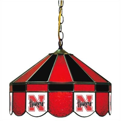 NCAA Wide Swag Hanging Lamp NCAA Team: Nebraska