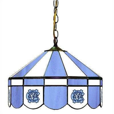 NCAA Wide Swag Hanging Lamp NCAA Team: North Carolina