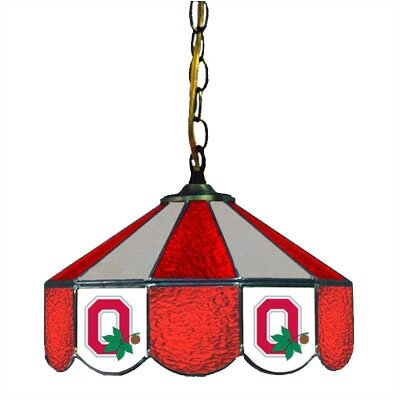 NCAA 14 Wide Swag Hanging Lamp Style: Normal, NCAA Team: Ohio State