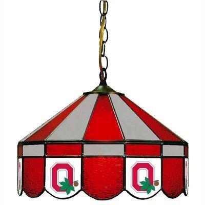 NCAA Wide Swag Hanging Lamp NCAA Team: Ohio State - O Logo
