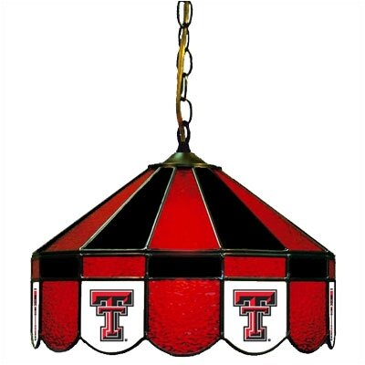 NCAA Wide Swag Hanging Lamp NCAA Team: Texas Tech