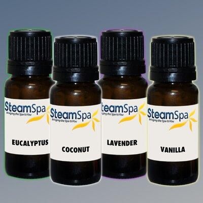 SteamSpa Essential Essence Pack