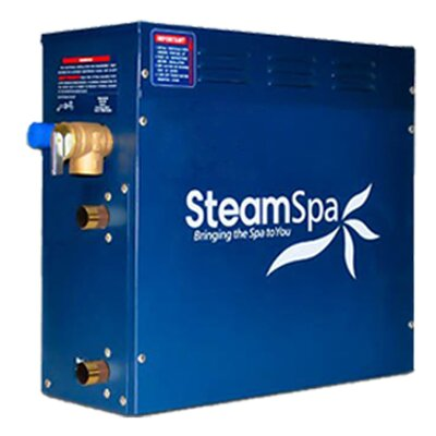 SteamSpa 9 KW QuickStart Steam Bath Generator
