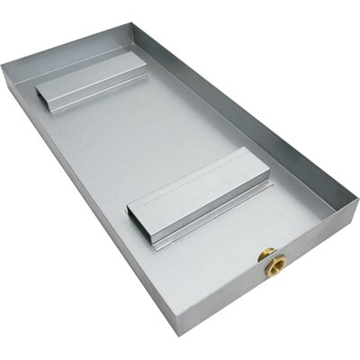 Stainless Steel Water Collecting and Drainage Pan