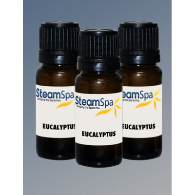 10ml Eucalyptus Essential Oil Value Pack (Set of 3)