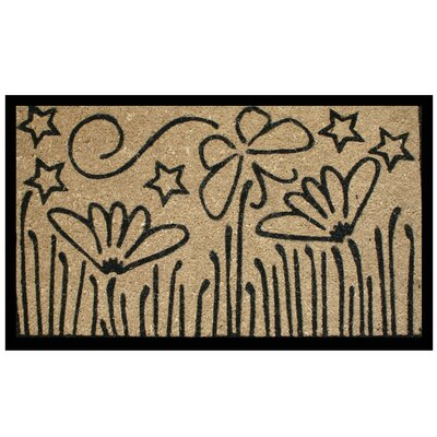 Elnora Starry Night Doormat