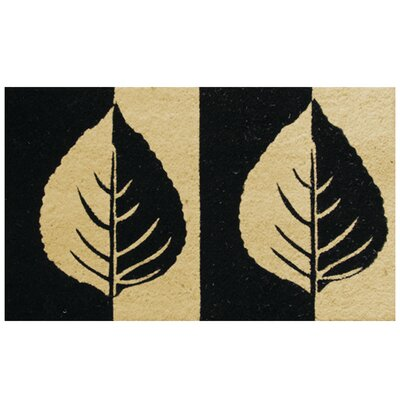 Birch Leaf Doormat