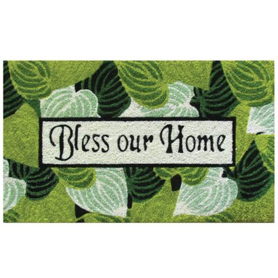 Bless Our Home Doormat