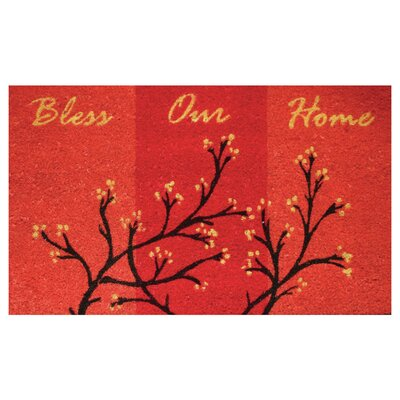 Bless Our Home Branches Doormat