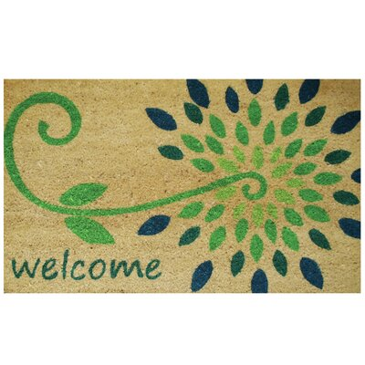 Starflower Doormat