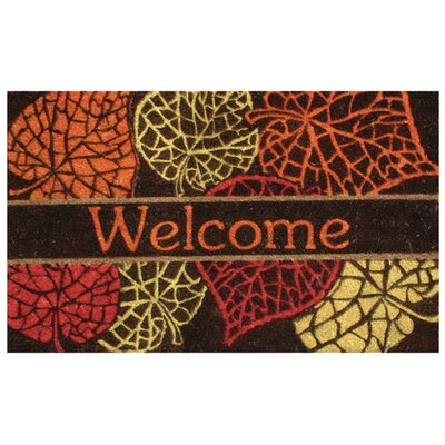 Autumn Lace Doormat